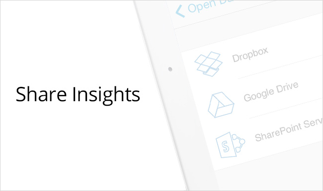 Reportplus Share Insights Square