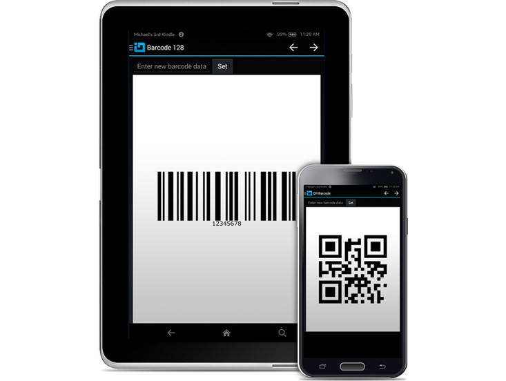Group Barcodes