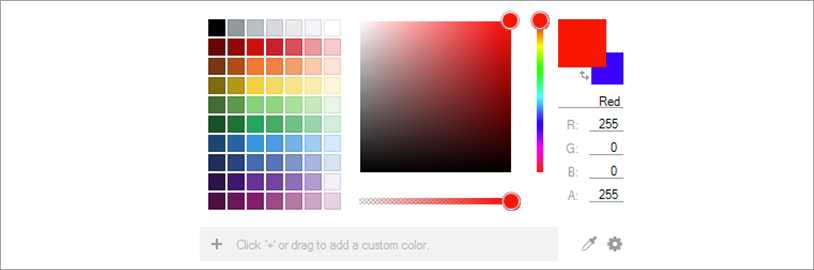 Windows Forms Color Picker