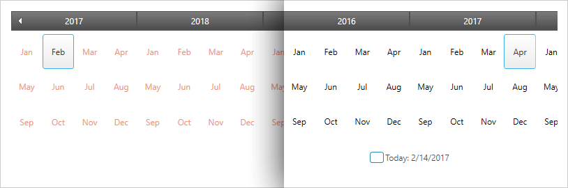 Fully Stable Calendar Events